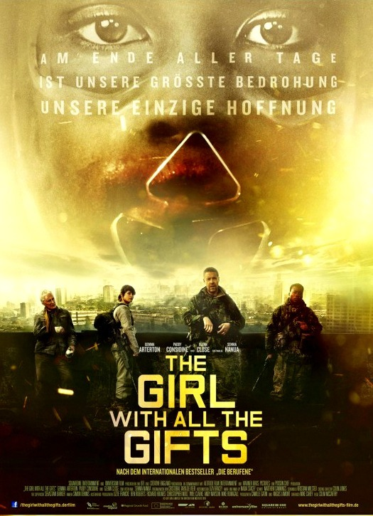 FILMTIPP THE GIRL WITH ALL THE GIFTS 02-2017