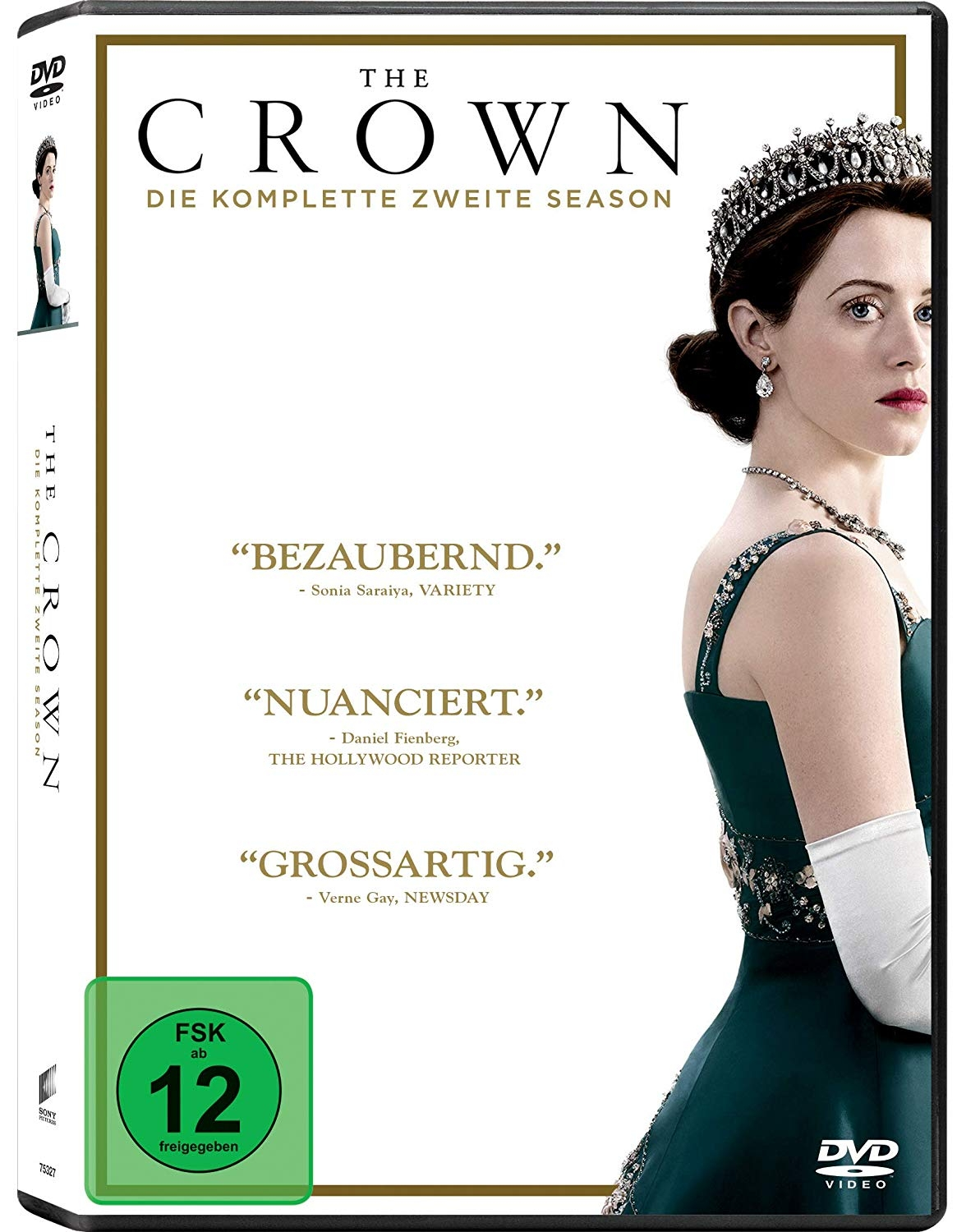 dvd 10 18 The Crown 2