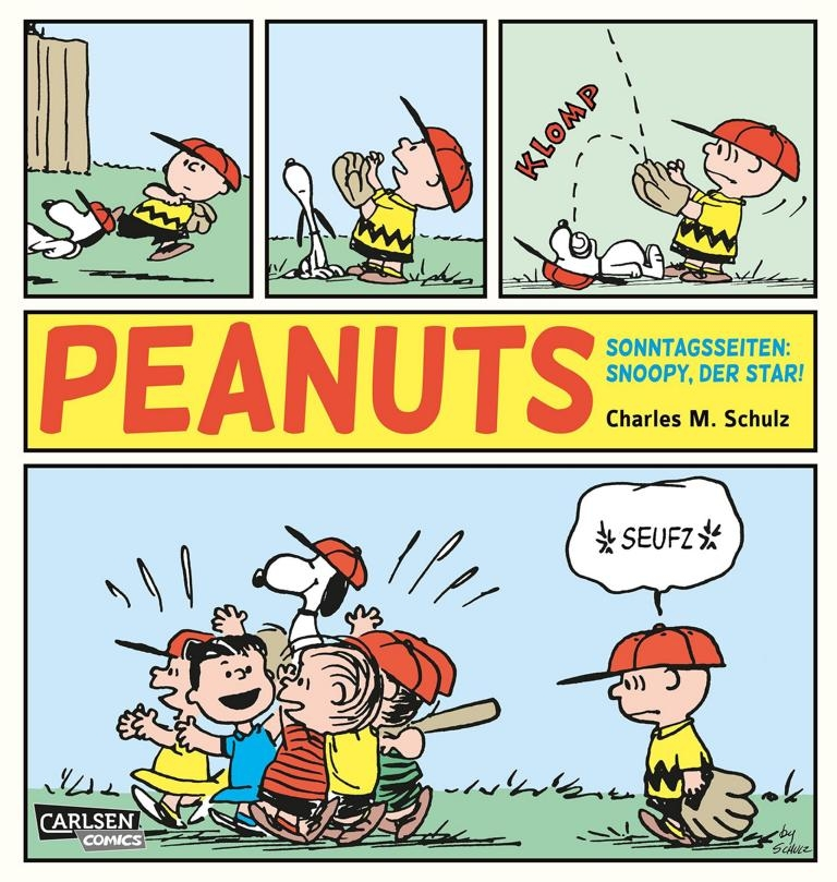 comic 10 17 Peanuts Sunday