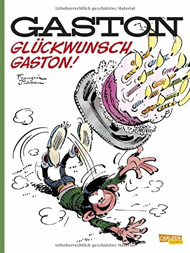 comic 10 17 gaston Glueckwunsch