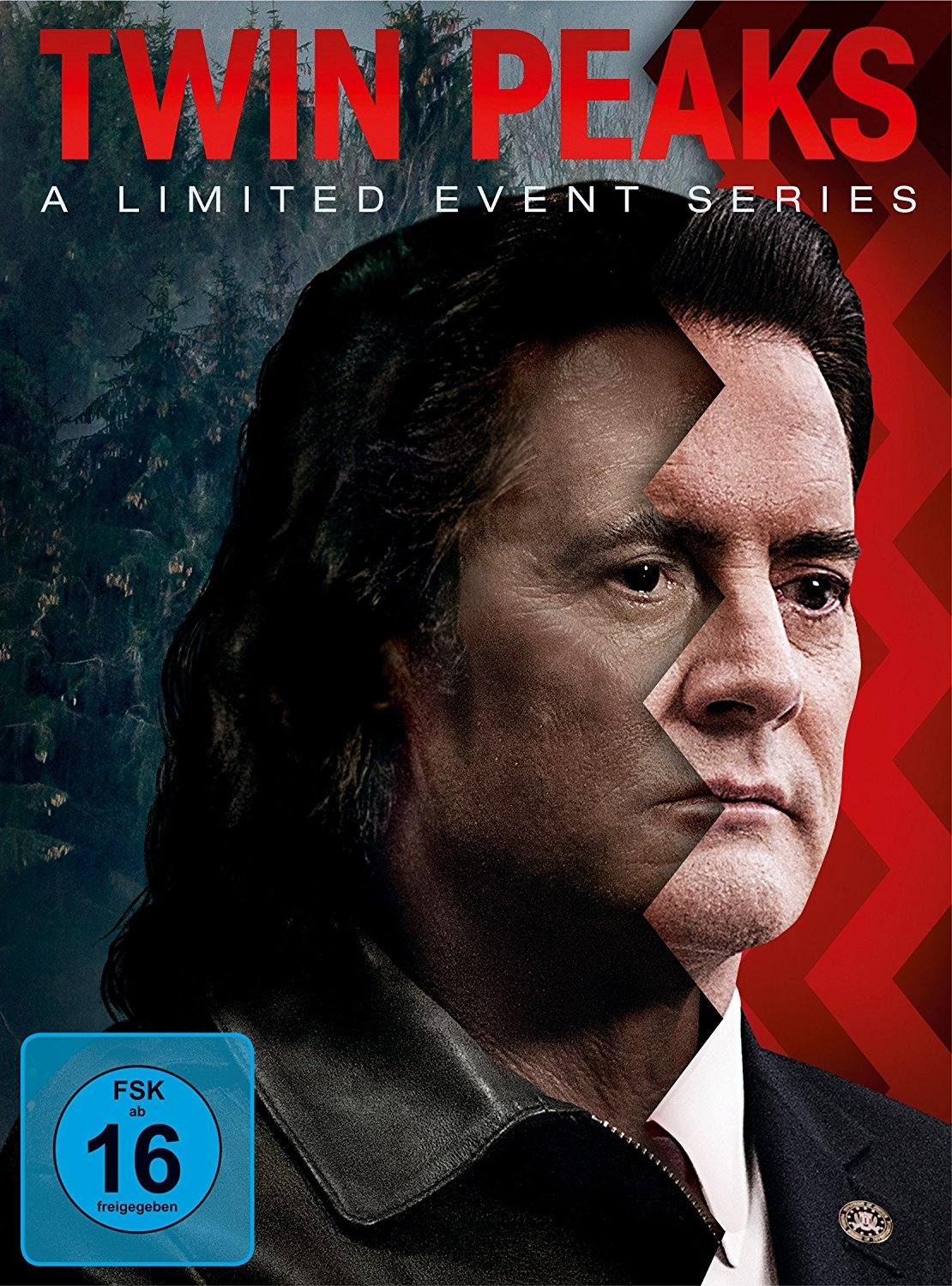 dvd 03 18 Twin Peaks Series new