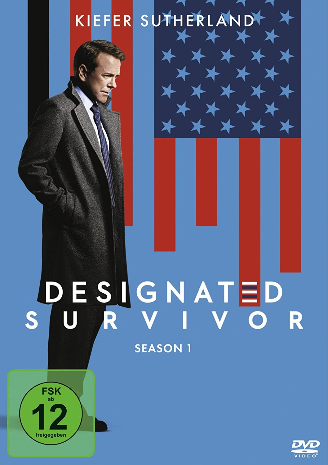 dvd 03 18 designated Survivor