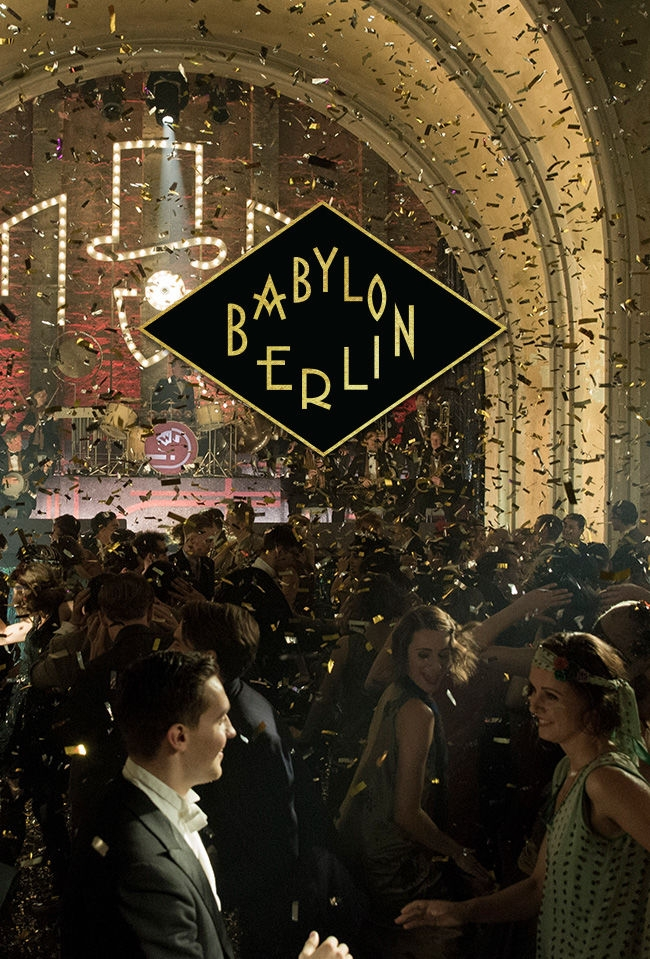 Babylon Berlin TV-TIPP 30.09.-08.11.2018