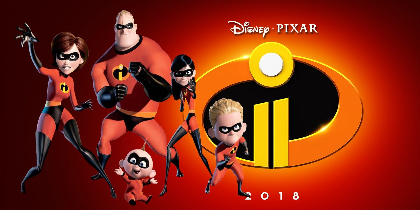 1 2 INCREDIBLES