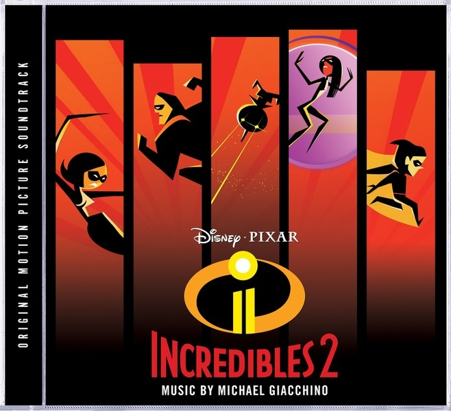 1 INCREDIBLES