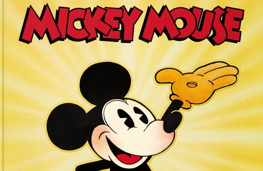 MICKEY MOUSE 90 - BOOK SPECIAL