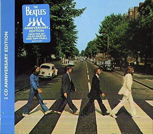 catalog 10 19 Abbey Road 50 cover only