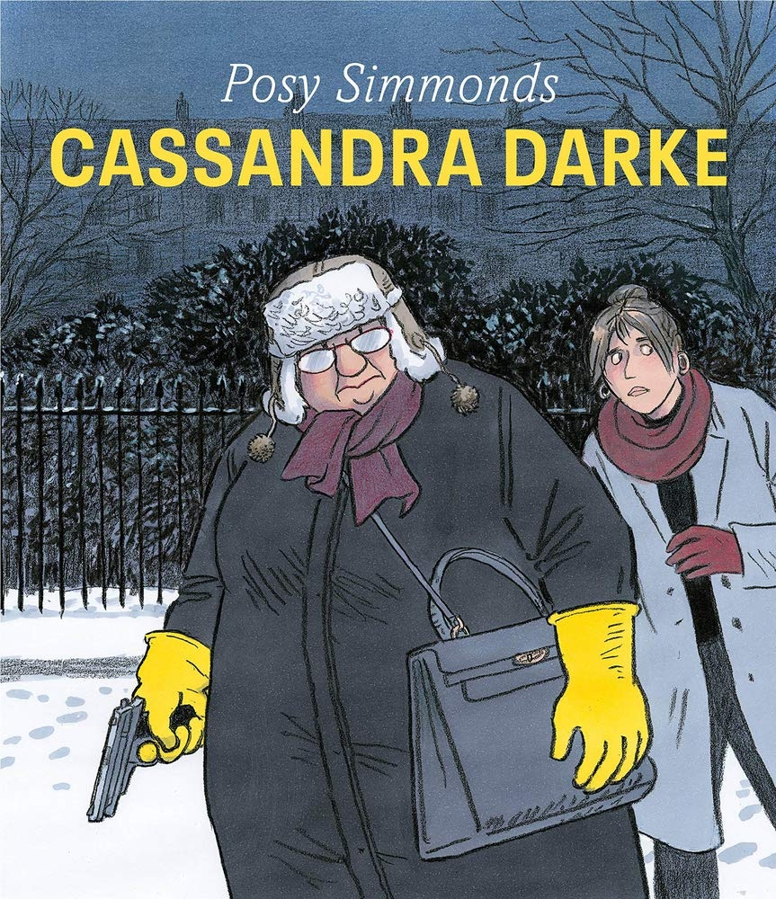comics 12 19 cassandra darke