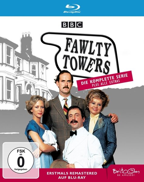 dvd 11 20 fawlty