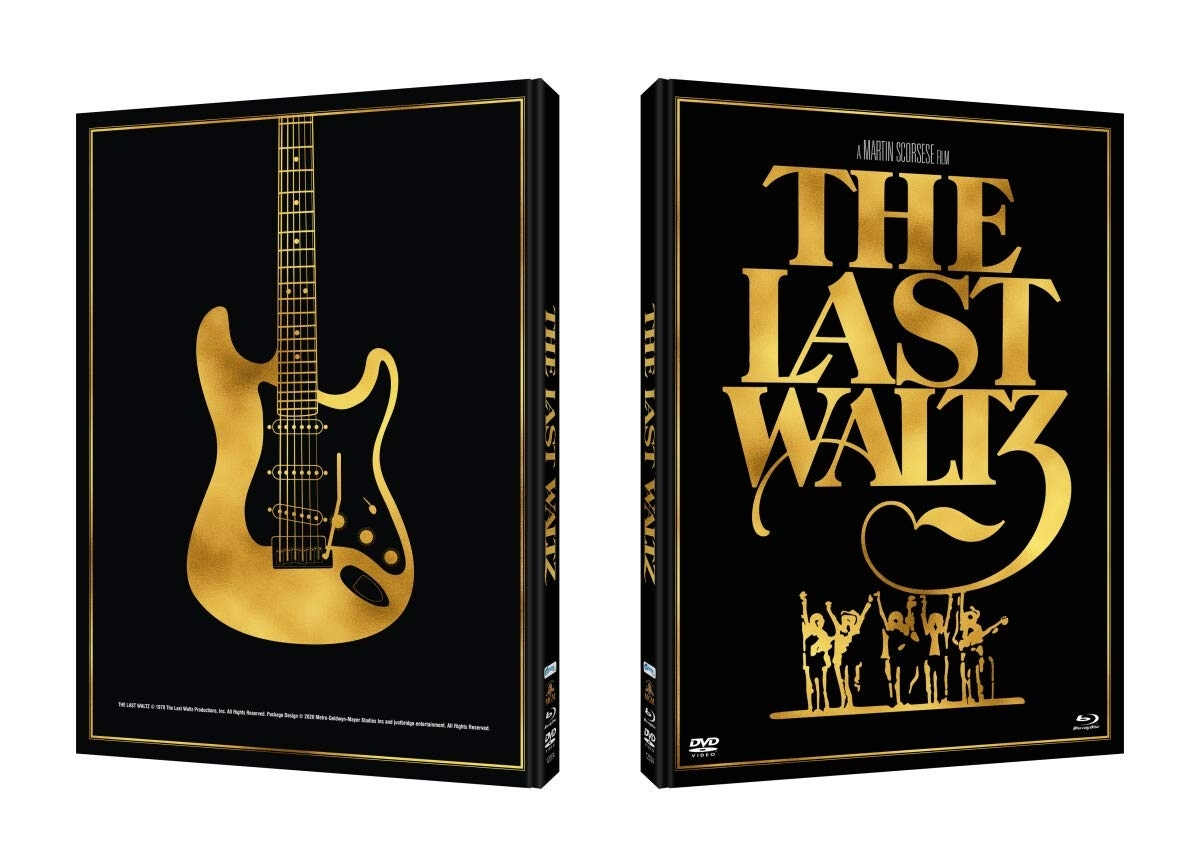 dvd 20 12 the band last waltz