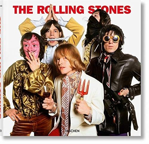 The Rolling Stones. Aktualisiert.