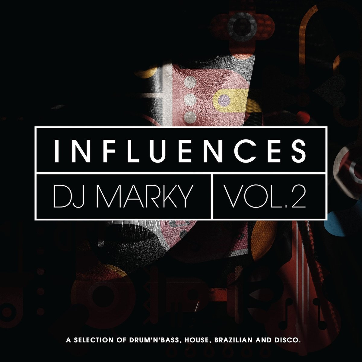 electro 06 17 influences DJ marky2