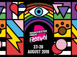 1 LIVE Manchester Pride Poster 2019
