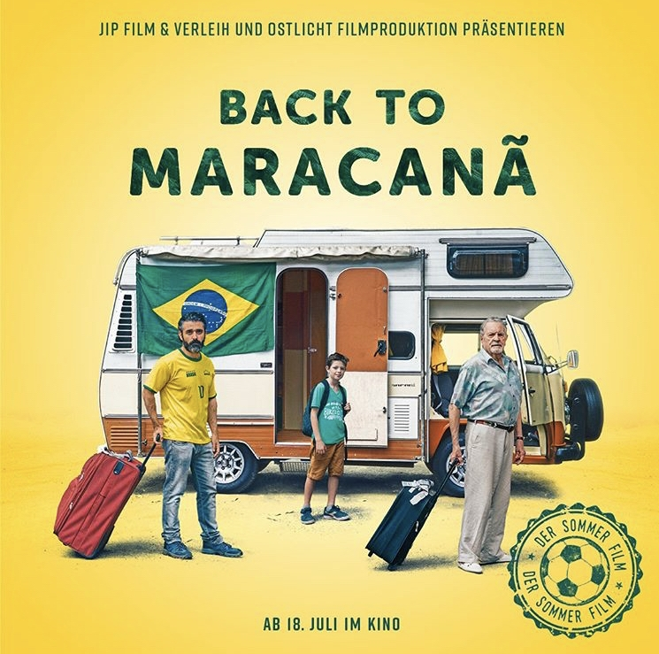 Deutscher Kino-Start Back to Maracanã