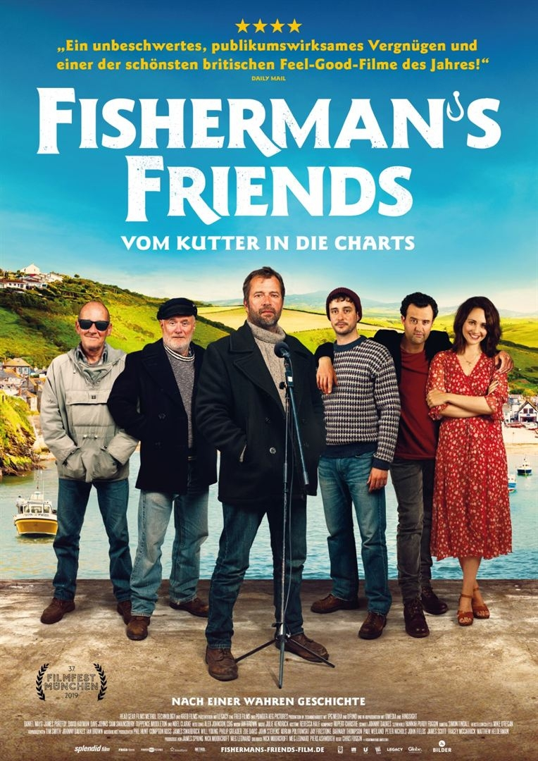 Fisherman´s Friends Filmstart 08-08-19