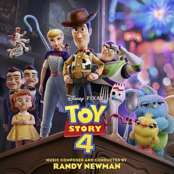 Toy Story 4 - Kinostart & Soundtrack-Verlosung