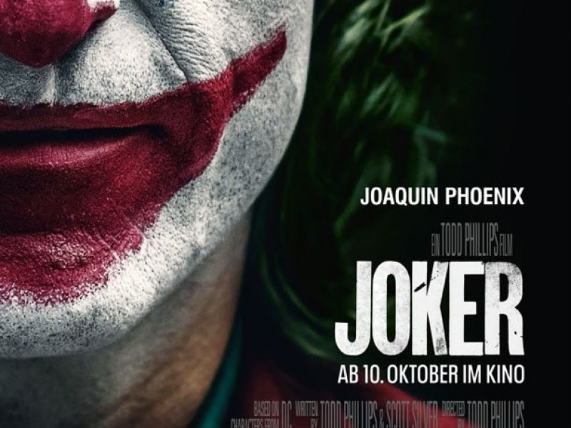 JOKER Filmstart & Soundtrack