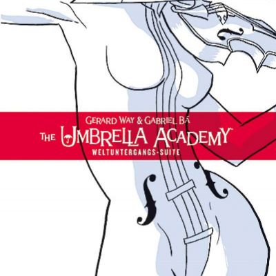 UMBRELLA ACADEMY - NETFLIX-START & COMIC-RE-RELEASE - GEWINNSPIEL