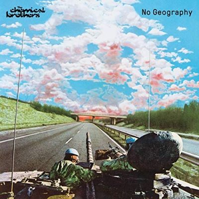 Chemical Brothers - No Geography-Gewinnspiel