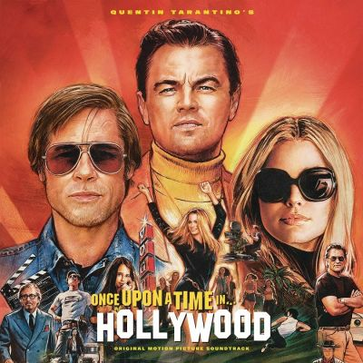 Once Upon A Time In Hollywood - Filmstart & Soundtrack-Release